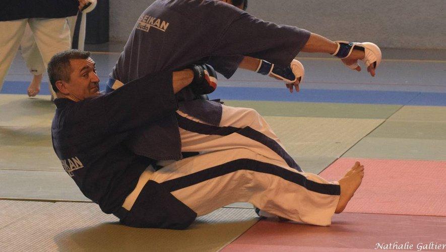 Le yoseikan budo est un art martial complet.