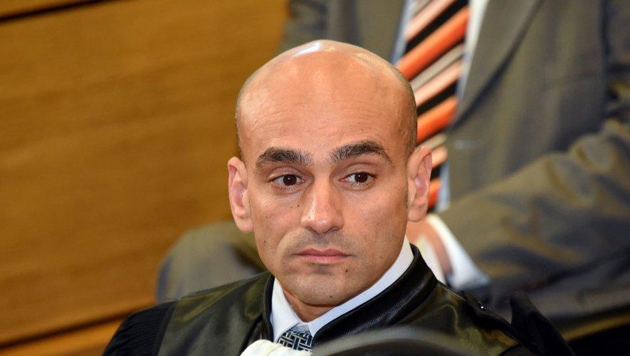 """Chérif Chabbi, procureur :  """"Le plus triste, c'est que les victimes dans ce dossier ne verront certainement jamais un centime d'indemnisation…""""."""