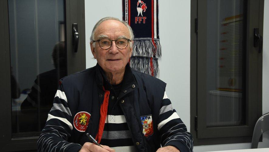 Après quarante ans à la tête du club, le président fondateur André Truel peut être fier de son parcours !