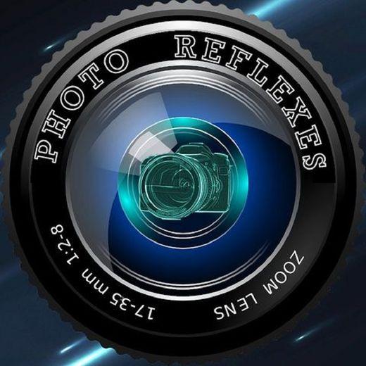 """Le logo de la nouvelle association """"Photoréflexes""""."""