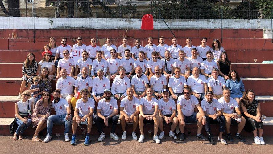 Du monde pour fêter les 30 ans du FC Cantou ce samedi dans la capitale.