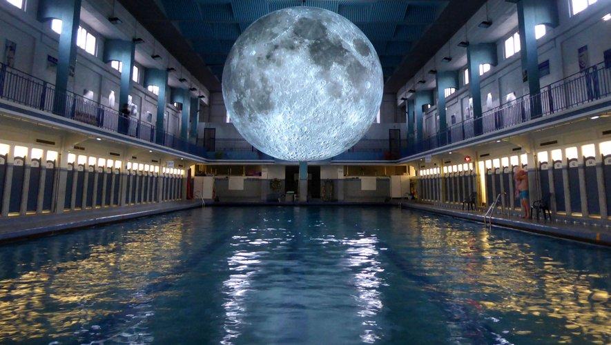 Une Lune de 7 mètres de diamètre illuminera la rivière à Livinhac-le-Haut.