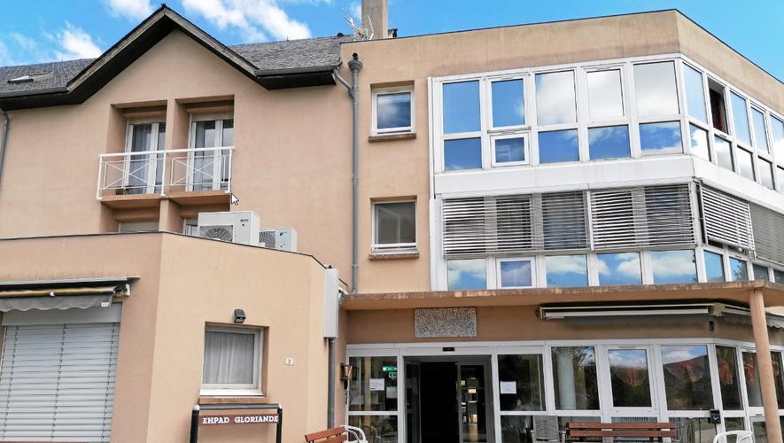 Un neuvième décès a été déclaré à l'Ehpad des Gloriande, à Sévérac-d'Aveyron.