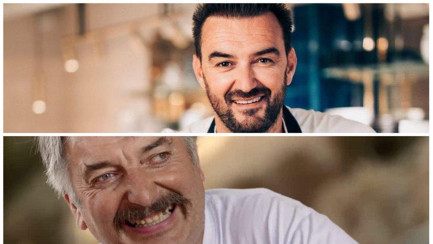 Cyril Lignac et Didier cuisineront ce soir en direct sur M6. Rendez-vous à 18h40.