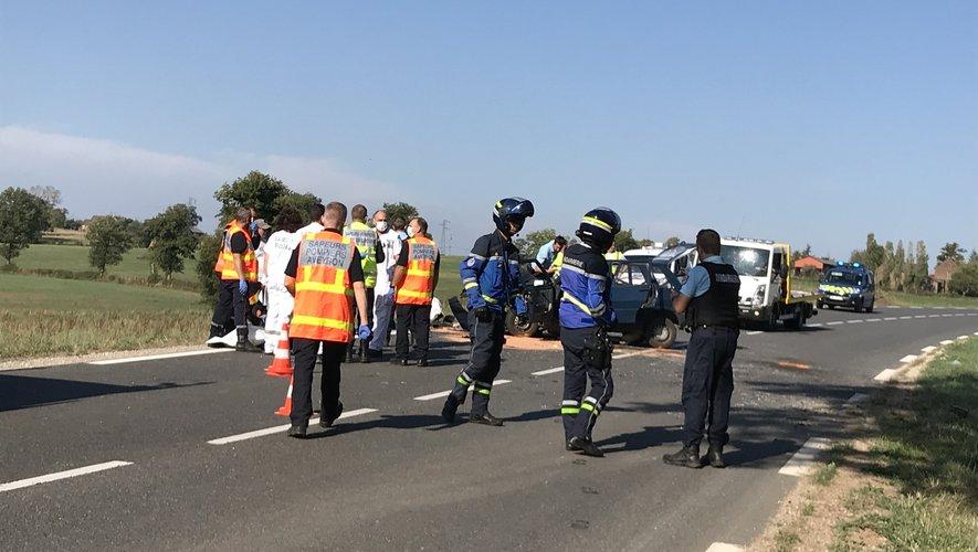 Une personne est décédée dans cet accident.