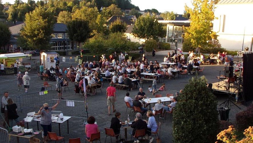 Le festival a enregistréenviron 2 400 entrées.