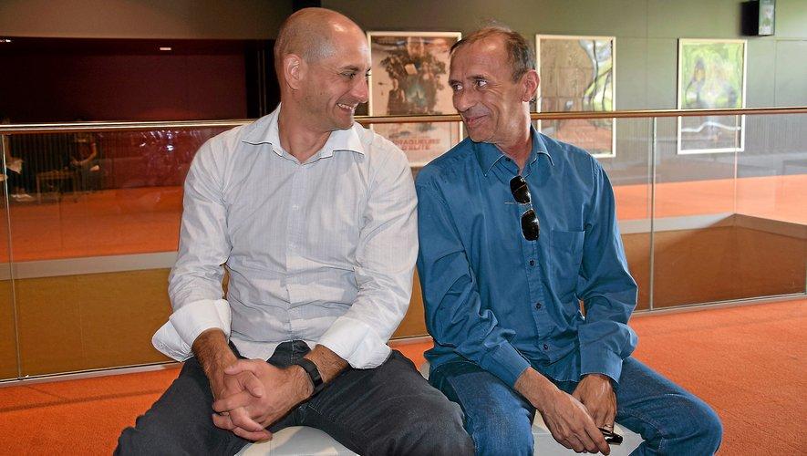 Yann Marie et son complice Igor Sakiroff proposent une saison de qualité et de découverte.