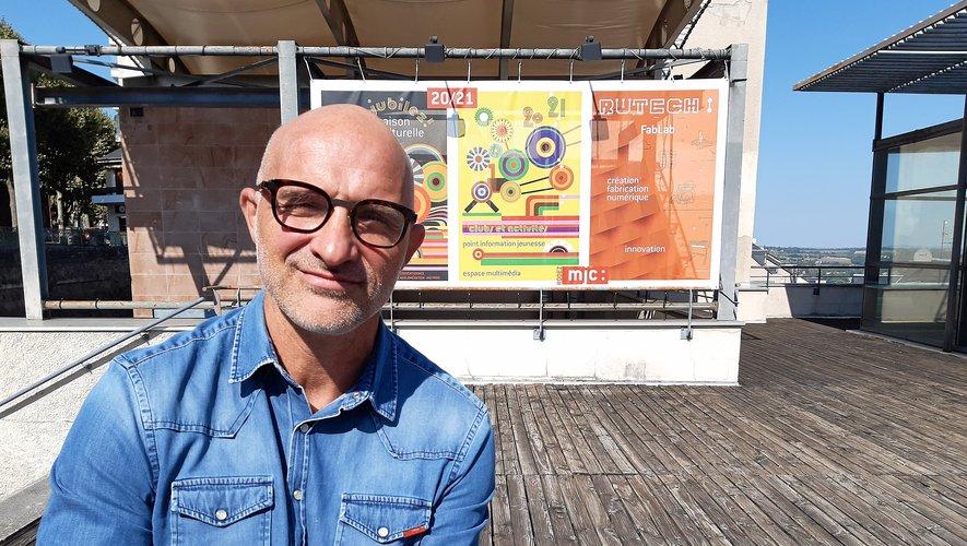 Bruno Houlès s'en va dans quelques jours pour de nouvelles aventures en terre albigeoise.