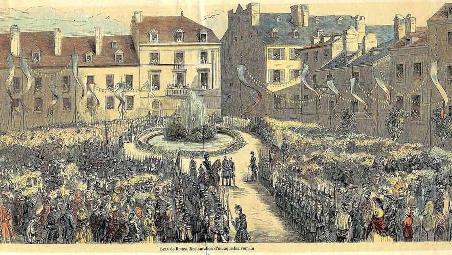 La place de la Cité est notamment au menu des conférences.