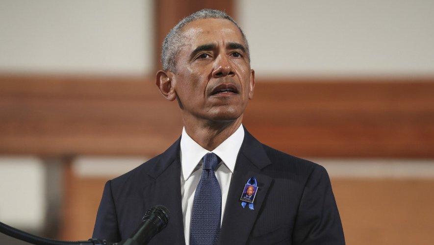 """Barack Obama sortira son livre """"Promised Land"""" le 17 novembre"""