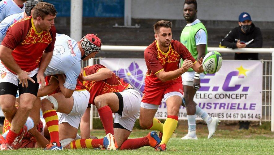 Rodez rugby ne débutera son championnat que le 27 septembre.