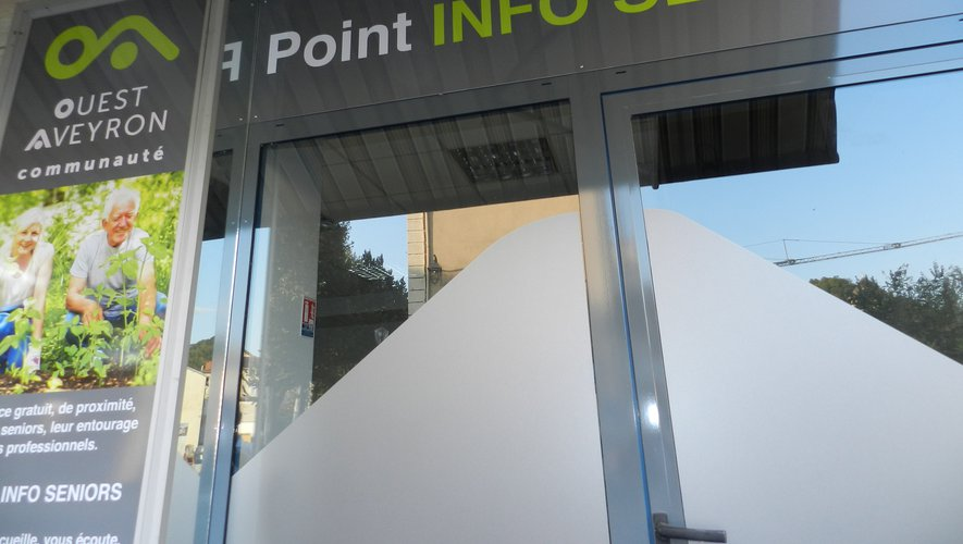 Le Point Infos Seniors est situé au 36 rue Bories.