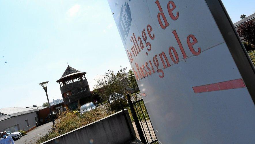 L'Ehpad d'Onet-le-Château, 84 résidents, dont un tiers en unité Alzheimer.