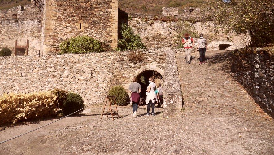 La commune de Brousse possède un très riche patrimoine qui fait son renom.