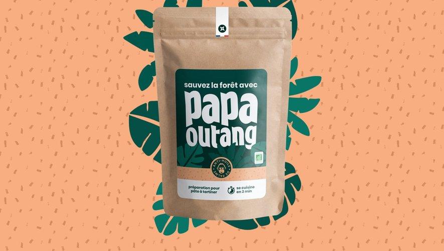 """La start-up Sensai Family a lancé la campagne de crowdfunding de son produit """"Papa Outang"""" le 5 septembre dernier sur Ulule."""