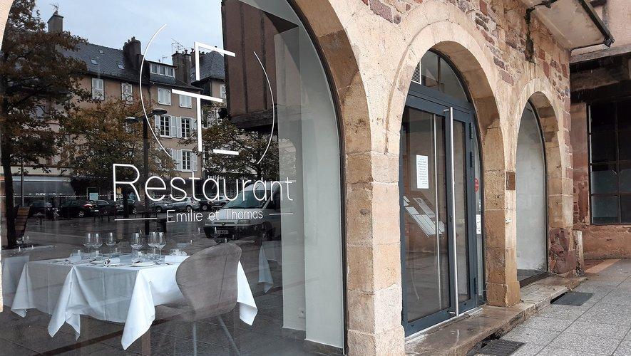 """Très impacté, le restaurant """"ET"""" de la Place du bourg sera fermé pendant quinze jours."""