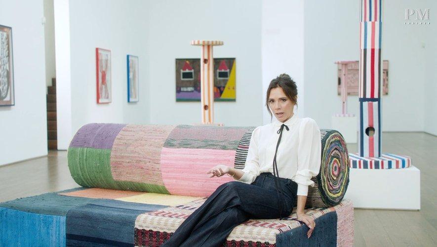 Paris Modes Insider a interrogé Victoria Beckham sur sa collection printemps-été 2021.