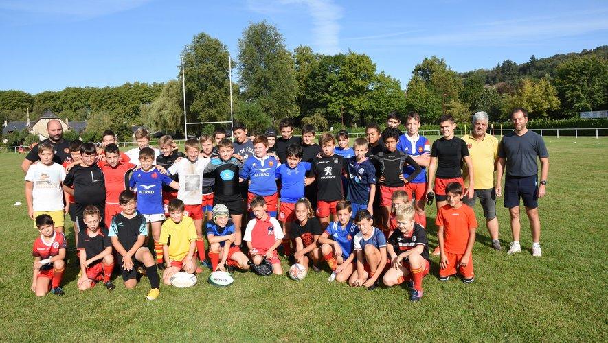 L'école de rugby dévoile son programme