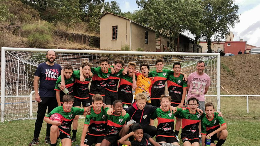 Une rentrée footballistique réussi pour les U15.