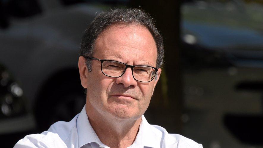 Alain Marc candidat à sa réélection.