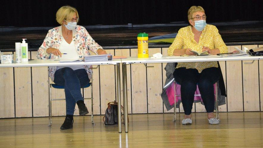 Mme le Maire a ouvert la séance de ce premier conseil de rentrée.