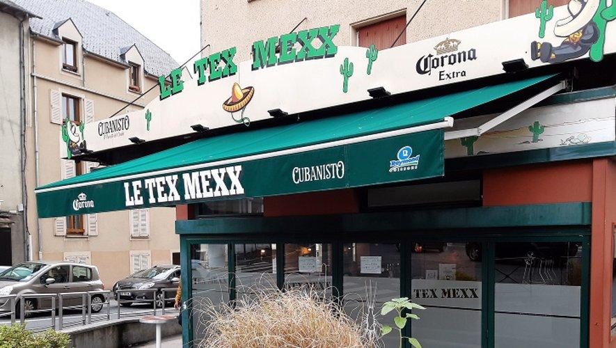 Le Tex-Mex est resté fermé jeudi soir.