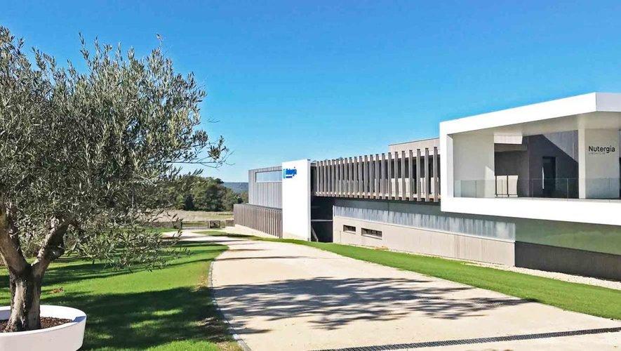 Les nouveaux locaux de Nutergia ont mobilisé un investissement de 15,5M€.
