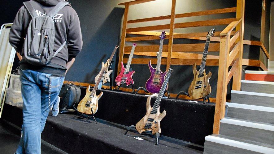 Le Club fait la part belle aux artisans luthiers