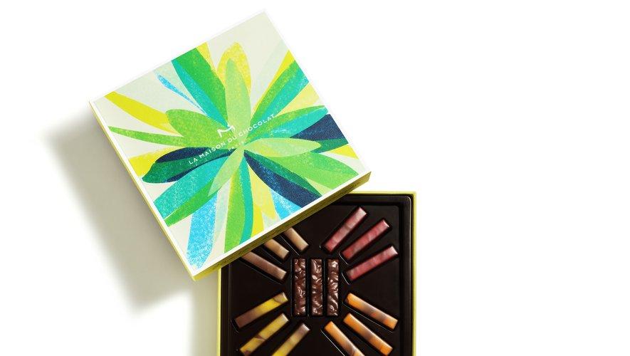 La Maison du Chocolat a présenté sa toute première collection de chocolats végétale en 2018