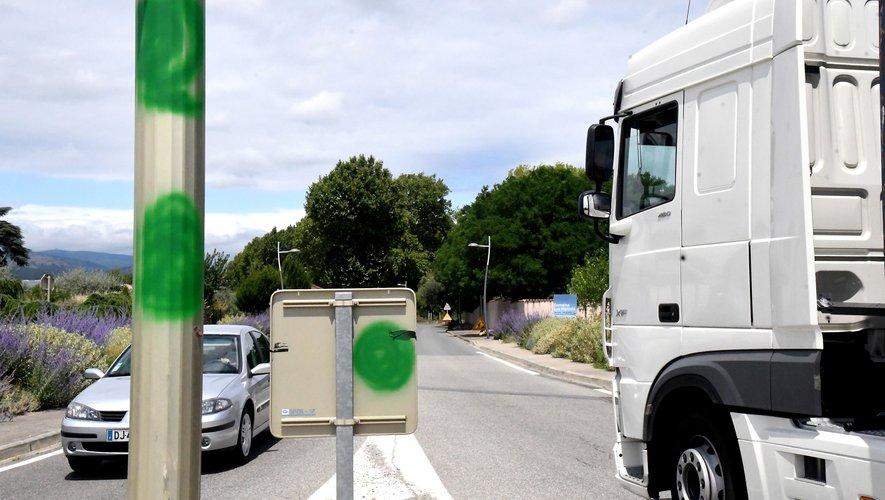"""Après le confinement, des """"ronds verts"""" ont fleuri un peu partout en France et en Aveyron."""
