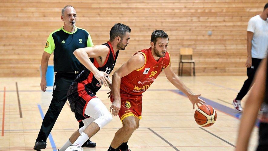 Pas de déplacement à Toulouse pour les basketteurs ruthénois ce week-end.