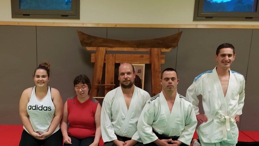 Reprise de l'Aïkido.