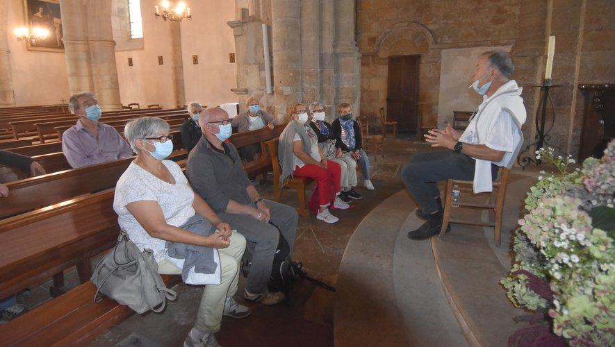 Conférence sur l'église aux journées du patrimoine