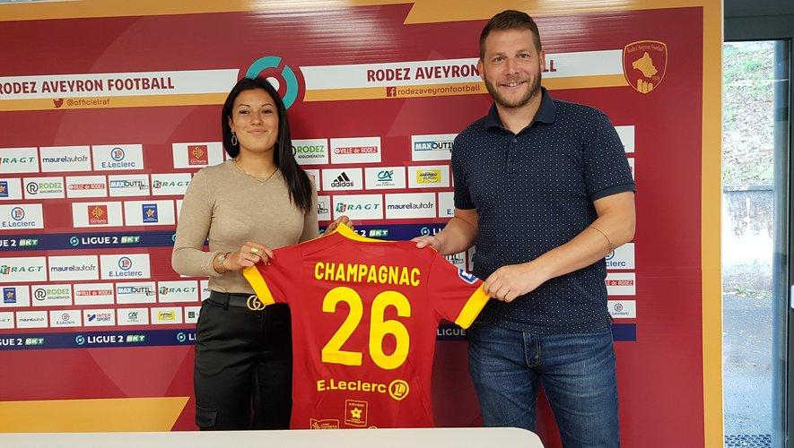 Champagnac s'est engagé avec Rodez.