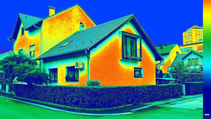 On pourrait réduire de 3°C à 4°C les pics de température dans une pièce en intégrant ces matériaux à changement de phase directement au coeur des briques en béton ou en plâtre qui construisent nos logements.