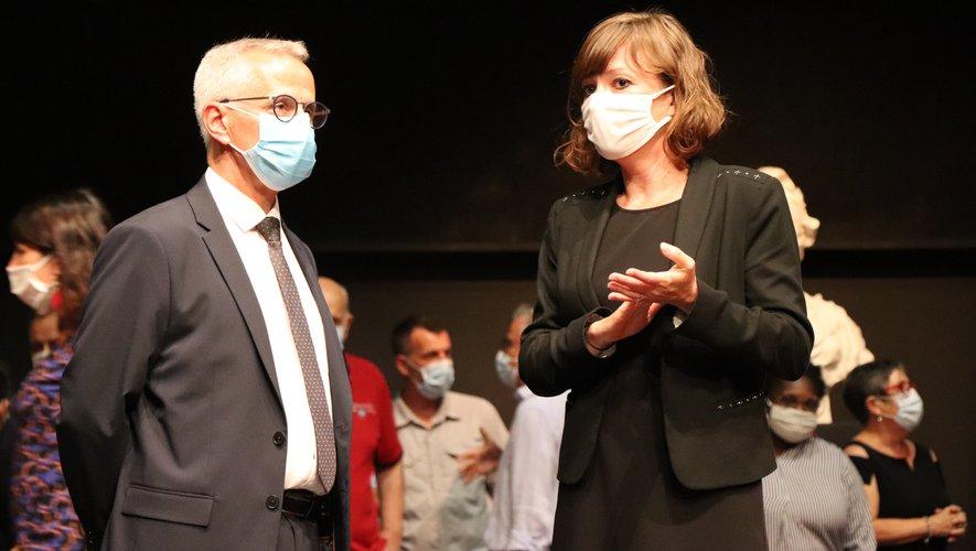 De nouvelles tensions apparaissent entre Emmanuelle Gazel et Christophe Saint-Pierre et Emmanuelle Gazel.