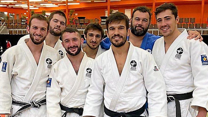 Les sept judokas du JRA ont accompli des prouesses à Brest, samedi.