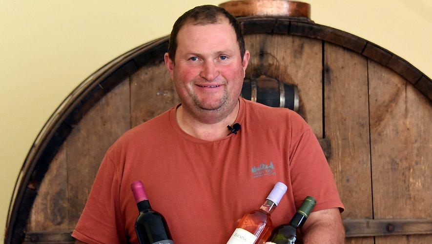 Avec Fred Maurel, le bon vin est livré.