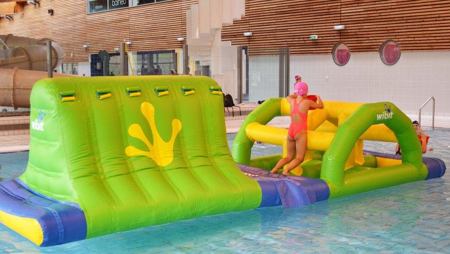 Les vacances de Toussaint seront sportives à Aquavallon