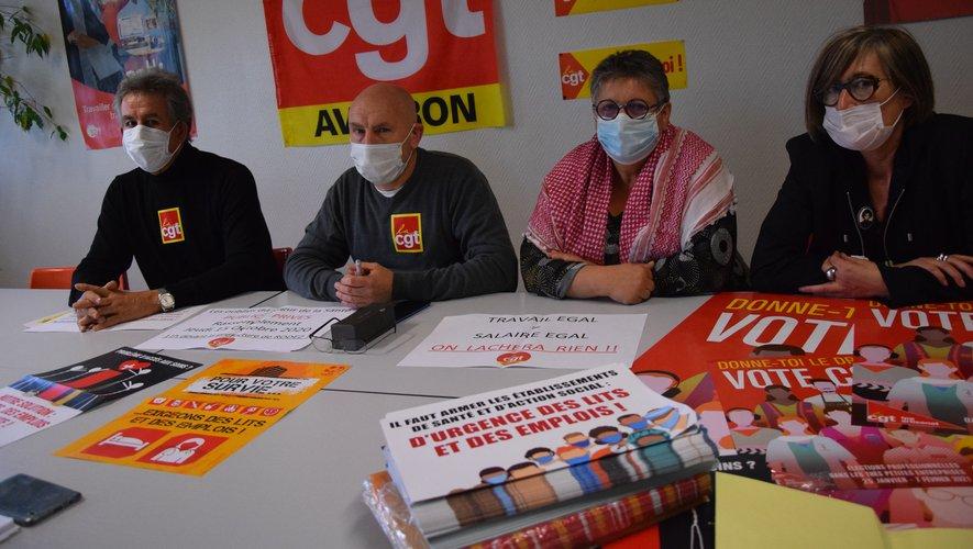 """""""C'est le ségur de l'injustice salariale"""", affirme Pascal Mazet, représentant CGT santé."""