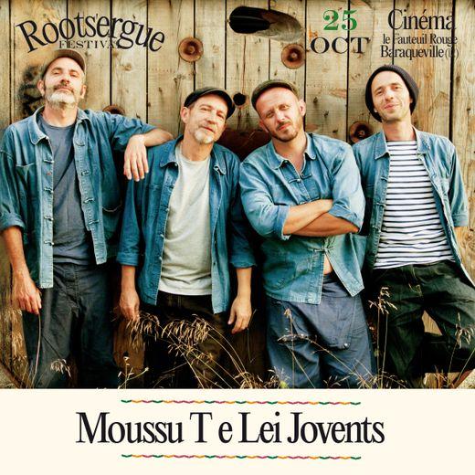 Le groupe Moussu T e Lei Jovents clôturera le festival le dimanche 25 octobre.