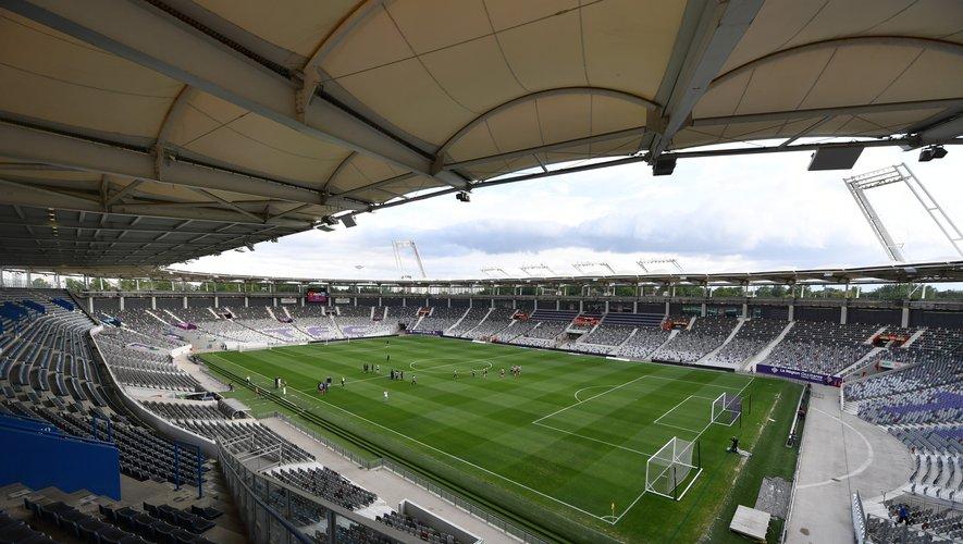 En raison du couvre-feu, lesrencontres au Stadium de Toulouse pourraient se dérouler à huis clos.