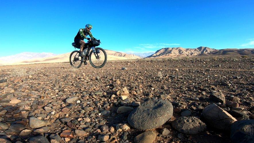 """Patrick Lamarre : """"C'était dur cet Atlas Mountain Race, mais pas si pénible que le confinement finalement."""""""