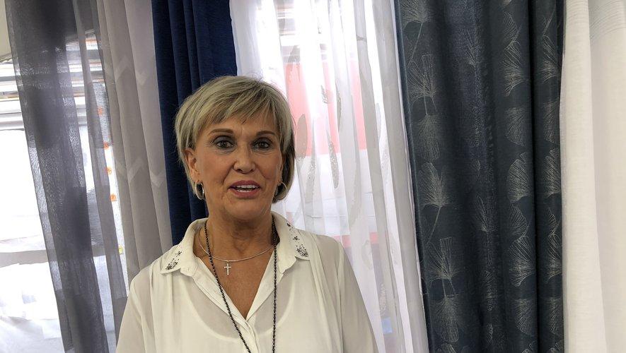 Christiane Loulmet ferme son magasin Tex'Style (ci – dessous), au 74, avenue du Quercy, et prend sa retraite.