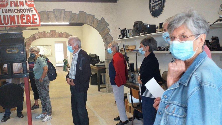 Le musée met à disposition des passionnés un espace d'exposition d'outils technologiques du passé.