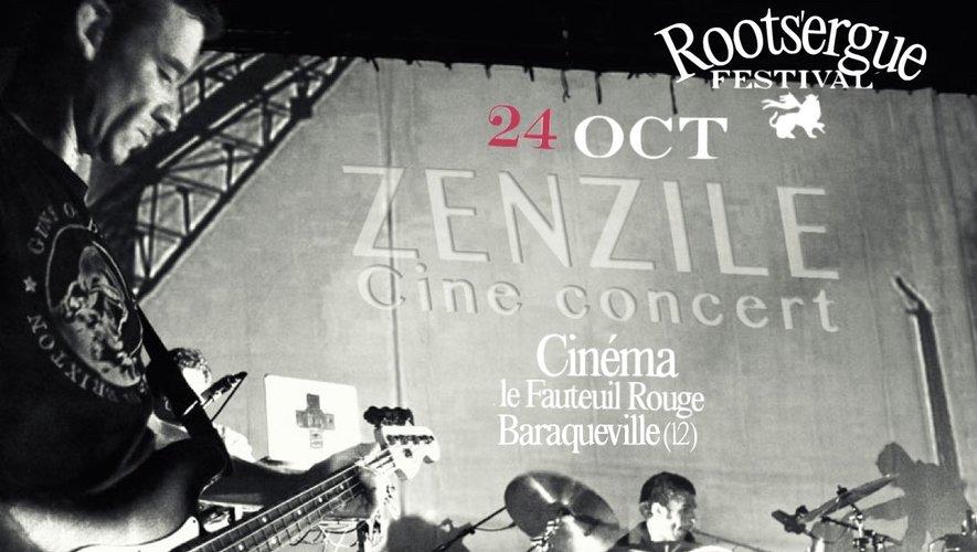 Du ciné-concert à découvrir lors de cette 17e édition du Roots'Ergue festival.