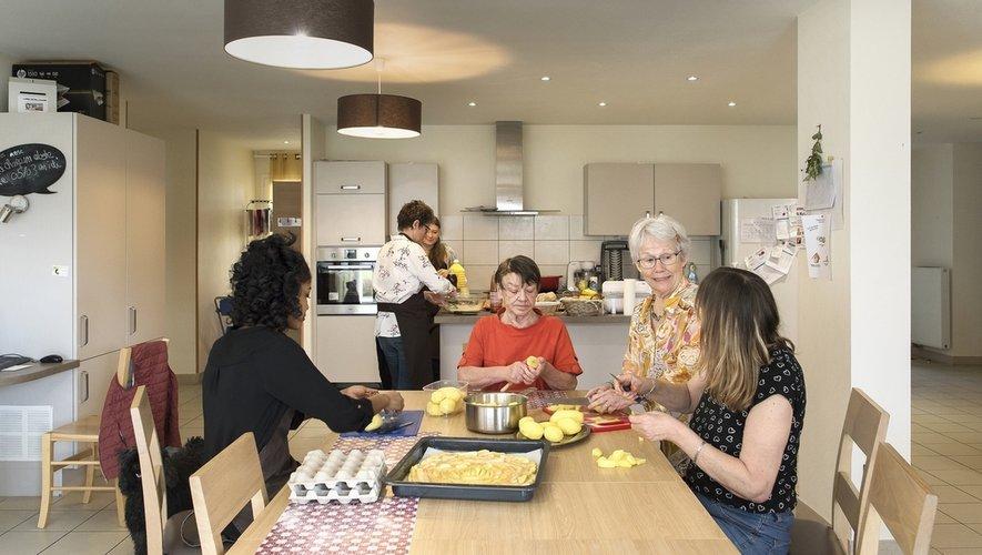 Seniors : des lieux de vie pour rester autonomes et favoriser le lien social