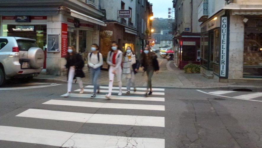 Vers la prolongation du portdu masque en centre-ville.