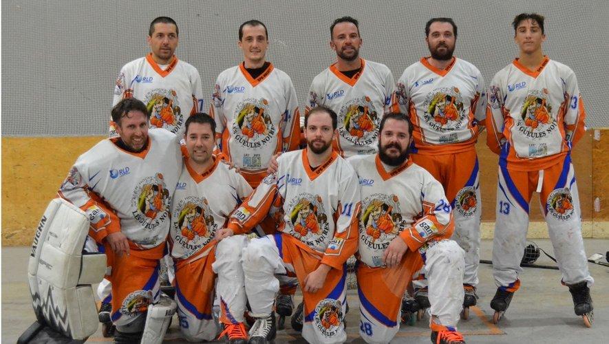 Deux victoires pourles hockeyeurs decazevillois.