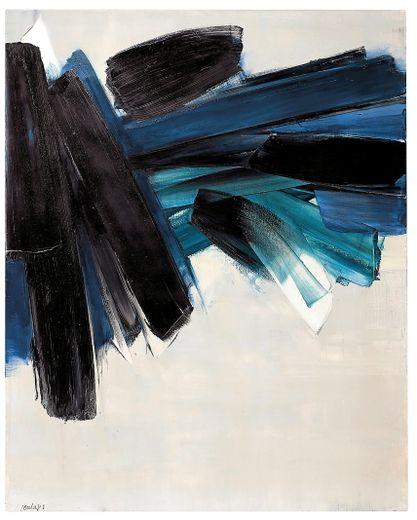Un tableau rare vendu aujourd'hui  aux enchères, chez Christie's Paris